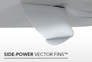 Side-Power Vector Fins™